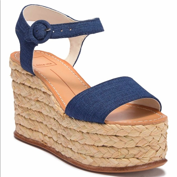 4d9ee20763 Dolce Vita Shoes | Dane Espadrille Wedge Sandal | Poshmark